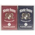 Pokerkaarten Piatnik Noble House dubbel