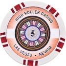 Pokerchip High Roller value 5