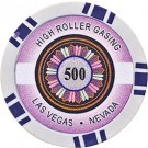 Poker Chip High Roller value 500