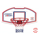 Basketbalbord Bronx met verende ring