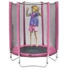 trampoline Plum Jr. roze