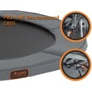 Proline trampolinerand 200cm grijs