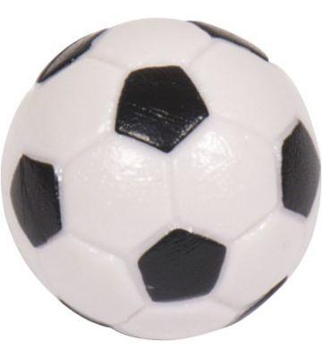 Tafelvoetbal Bal Zwart Wit