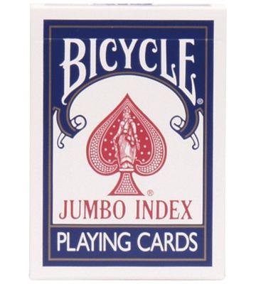Pokerkaarten Bycicle Jumbo