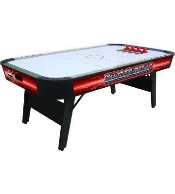 Airhockey tafel Buffalo Terminator 7ft opklapbaar