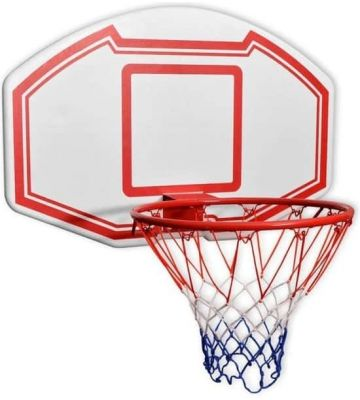 Basketbalbord JD 006 90x60cm