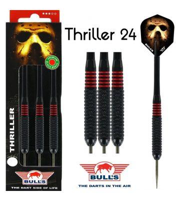 Bull's Thriller dartpijlen set 24gr.
