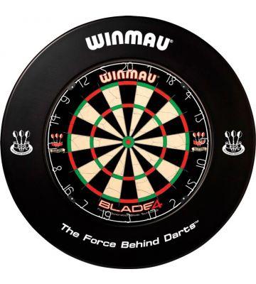 Catchring Winmau zwart
