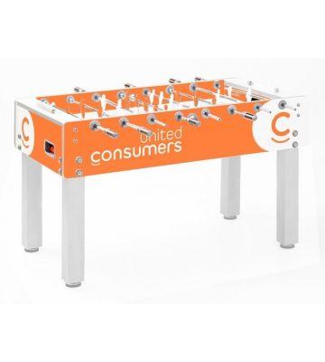 Bedrukte voetbaltafel Garlando  G-500