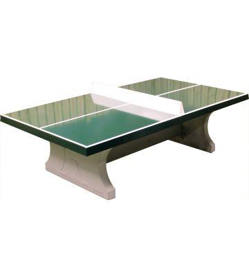 Beton tafeltennistafel Groen