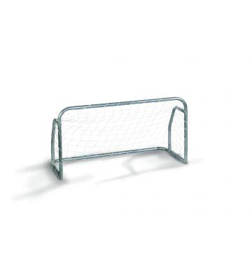Stalen voetbaldoel klein 150 x 80 x 70 cm