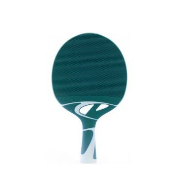 tafeltennisbatje Cornilleau Tacteo 50 grijs/groen