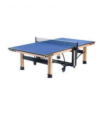 Tafeltennistafel Cornilleau Competitie 850 ITTF indoor Wood