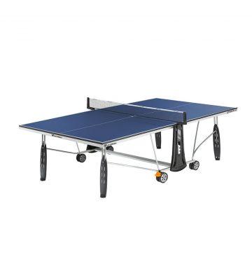 Tafeltennistafel Cornilleau Sport 250 Indoor blauw